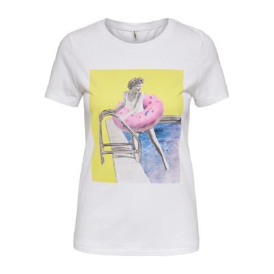 Onlviolet t-shirt