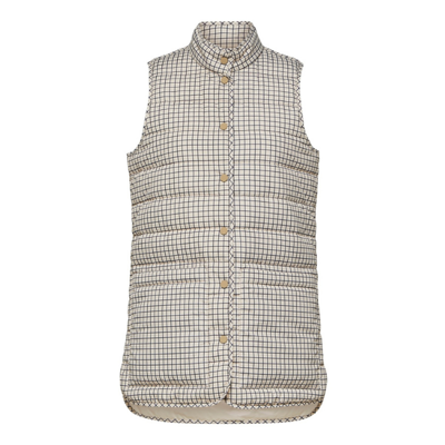 Slfpicadelly quilted vest