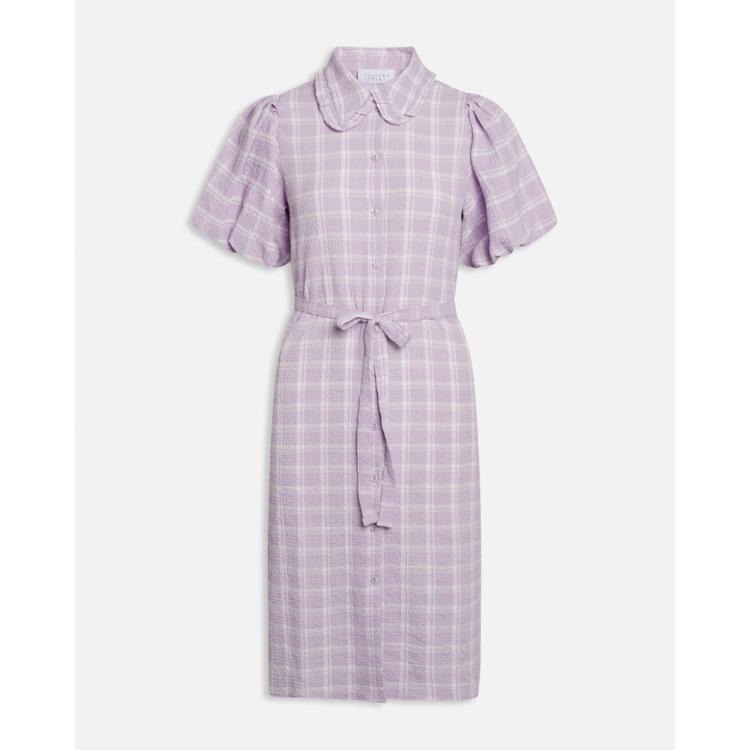 Meta-dr kjole m. krave