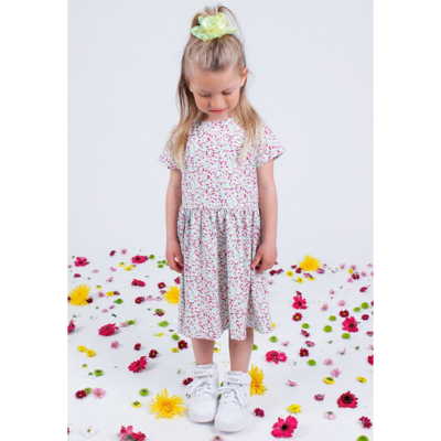 Alma babydoll kjole til børn