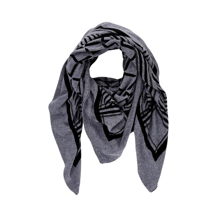 Pcfesta square scarf bc
