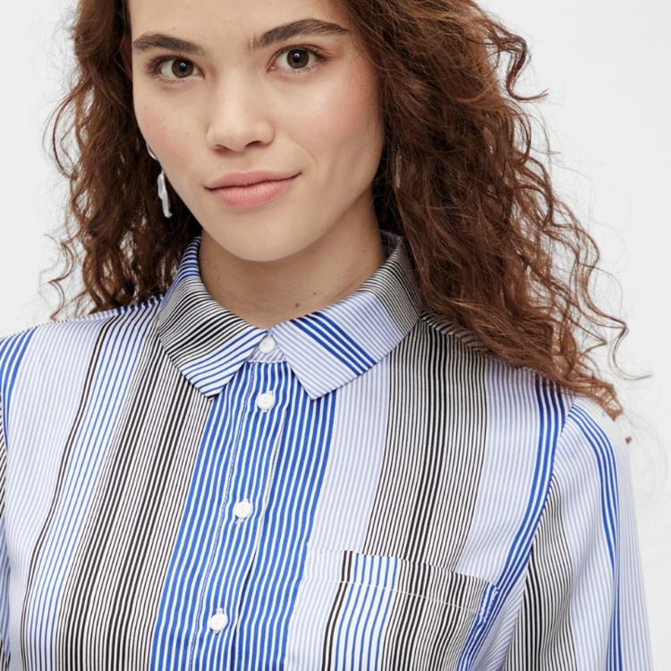 Pcsienna skjorte